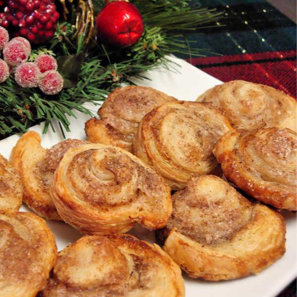 Cinnamon Snails ~ Oma's Zimtschnecken