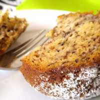 Oma's Easy Banana Bread Recipe