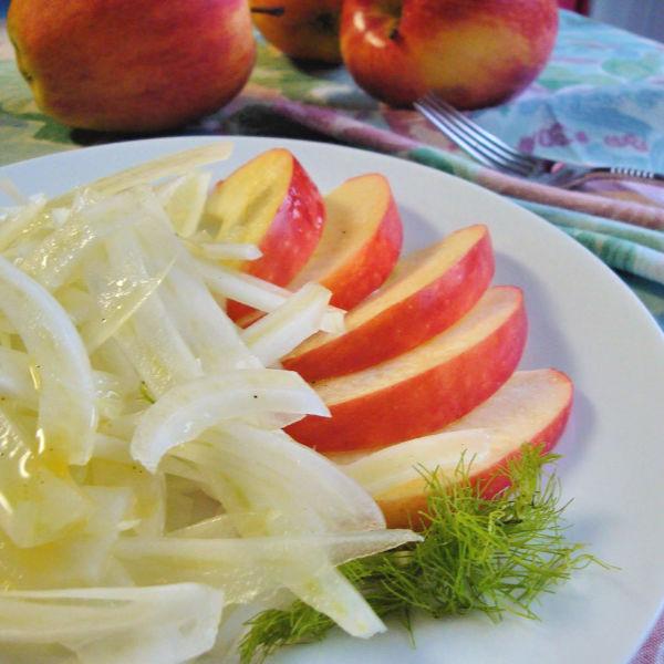 Mutti's Fennel Salad Recipe