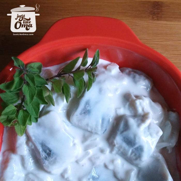 Mutti's Herring Salad Recipe