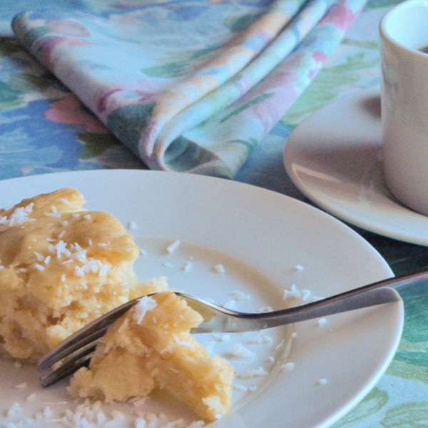 Oma's German Pineapple Cake