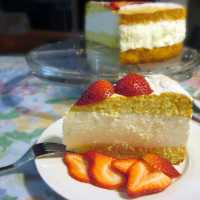 Recipe for Cheesecake: Käse-Sahne Torte