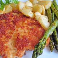 German schnitzel recipe