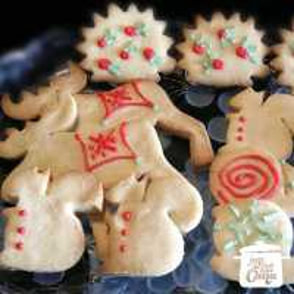 Oma's Easy Sugar Cookie Recipe