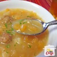 Mutti's Quick and Easy Turnip Soup