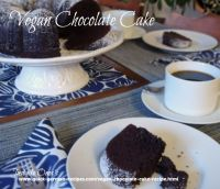 Oma's Vegan Chocolate Cake Recipe