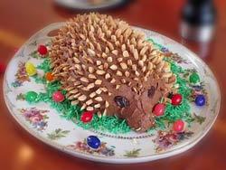 Igel Cake