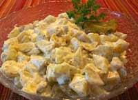 cold potato salad