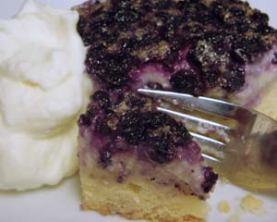 blueberry fruit tart