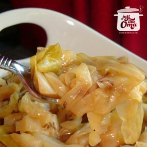 Bavarian Braised Cabbage