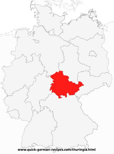 Thuringia ~ Green Heart of Germany