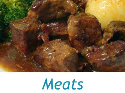 German meat recipes