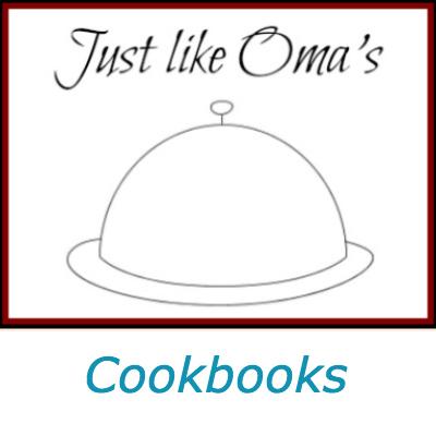 Oma's Cookbooks
