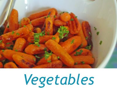 German vegetable recipes