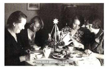 Celebrating Christmas in Germany