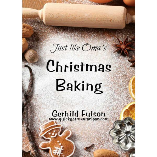 Christmas Baking eCookbook