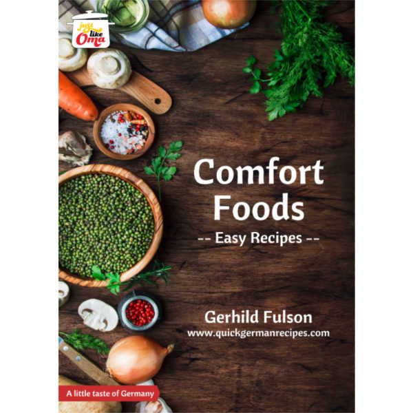 Comfort Foods - Easy Recipes eCookbook.
