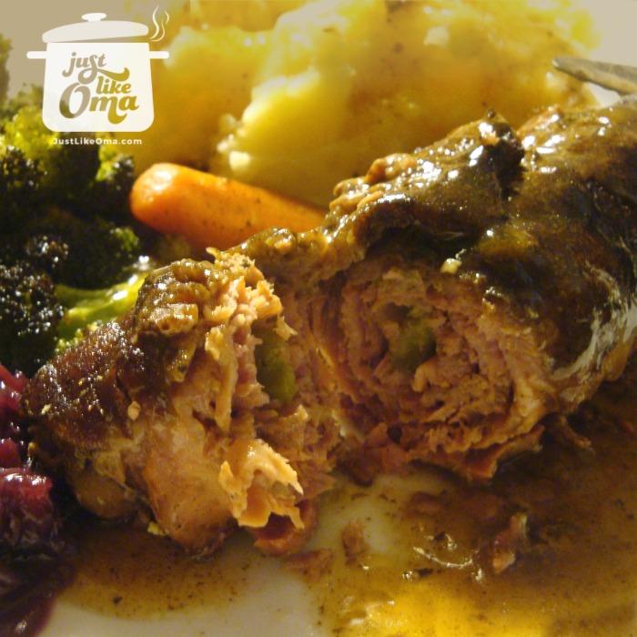 German Dinner Menu Ideas made Just like Oma