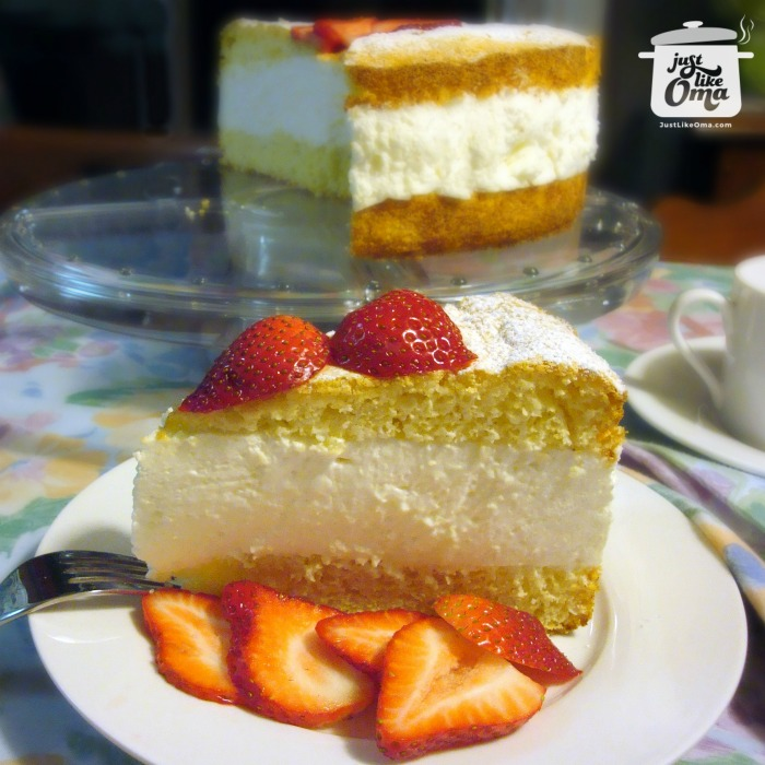 Fun and simple cheesecake for any occasion