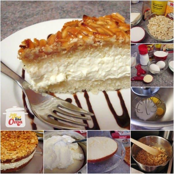 ❤️ Bienenstich Cake: German