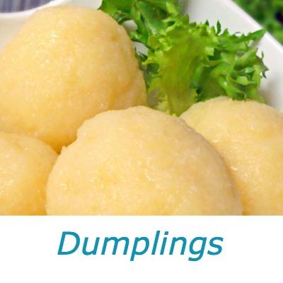 German Dumpling Recipes