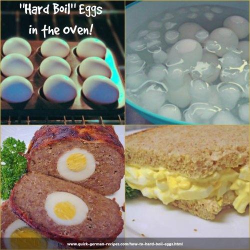 Oven Boil Eggs!