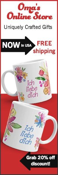 Valentine Mugs, Ich liebe dich Mugs