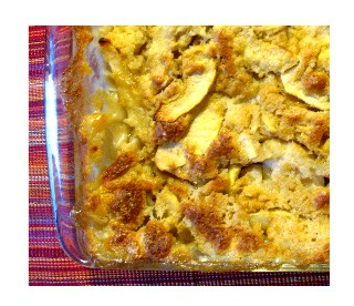 Apple Pudding Cake