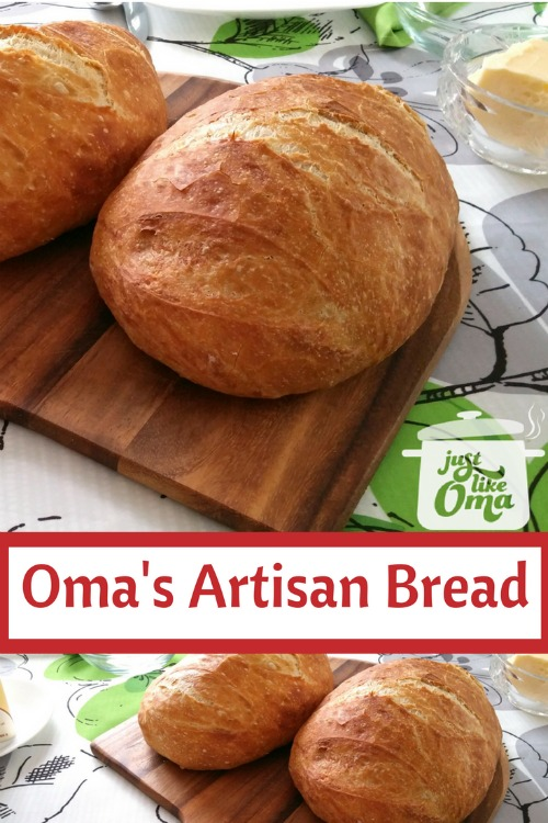 ❤️ My own artisan bread (Bauernbrot) with whey (or use water) ... so good! #artisanbread #germanrecipes #justlikeoma https://www.quick-german-recipes.com/artisan-bread-recipe.html