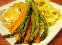 Rich's Baked Asparagus