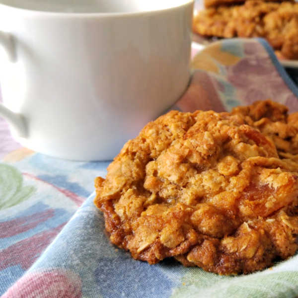 Oma's Best Oatmeal Cookies