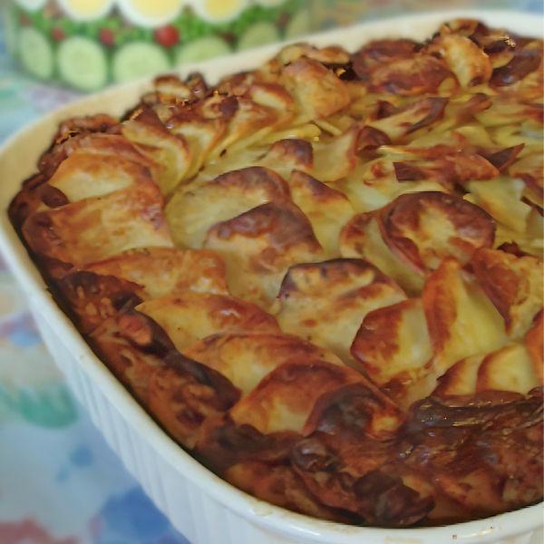 Best Scalloped Potatoes Recipe