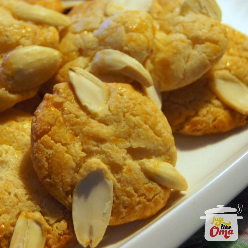 bethmännchen cookies