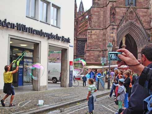 Bubbles Freiburg