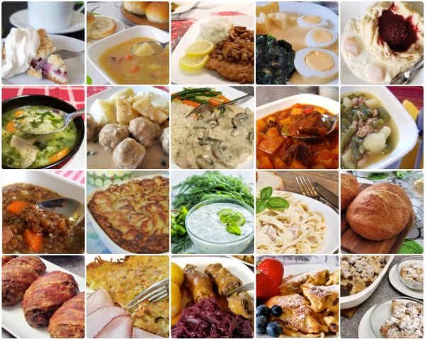 Comfort Foods - Easy Recipes eCookbook.