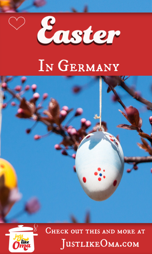 Celebrating Easter in Germany is a feast for the senses.