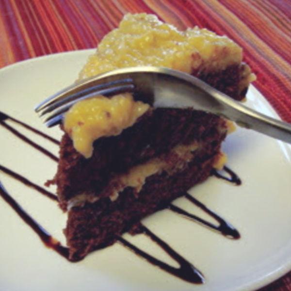 ❤️ Easy German Chocolate Cake ... is it really German?