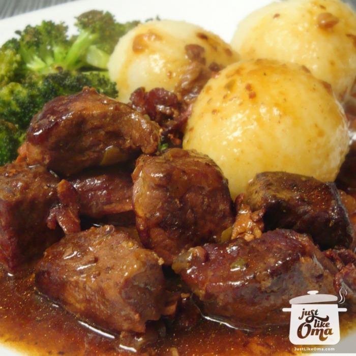 Oma's Beef Flatladen