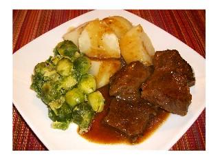 Dinner Deutsch