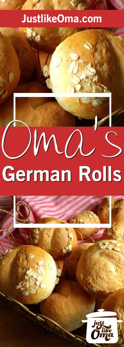 ❤️German Bread Rolls aka Brötchen are both easy, and tasty! https://www.quick-german-recipes.com/bread-rolls-recipe.html #germanbreadrolls #brötchen