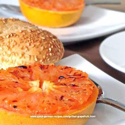 grilled grapefruit 400