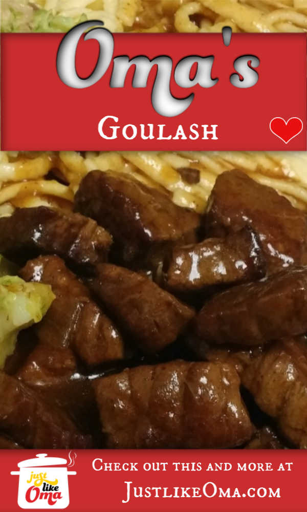 Wunderbar! Learn to make goulash the German way!