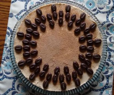 Mascarpone Cappuccino Torte from one of our readers