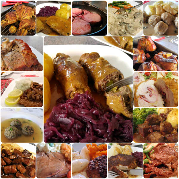 Oma's German Meat Dishes eCookbook.