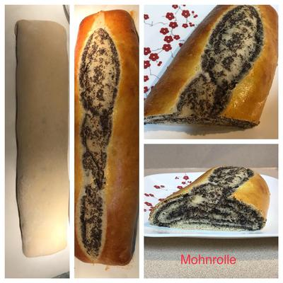 Mohnrolle (Poppy Seed Roll)