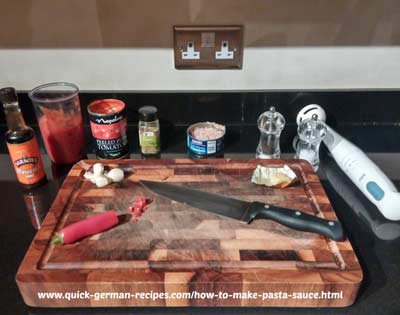 How to make Pasta Sauce - Eran's Style