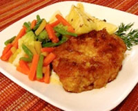 German Pork Chops