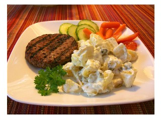 Dinner recipes for two with hamburger meat quickly