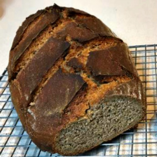 Sourdough 10-grain Farmers Bread