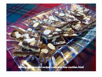 Skor Bars - an easy version of this all-time favorite